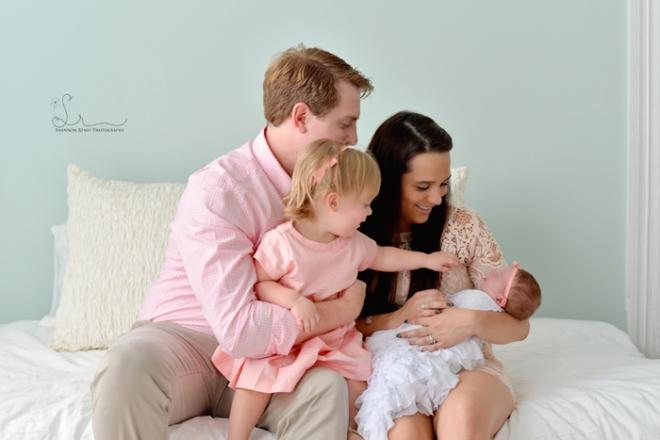South Tampa Newborn Photographer