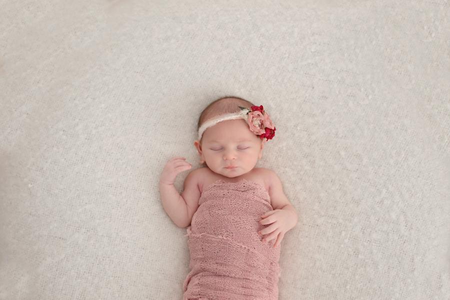 Tampa FL Newborn Portraits