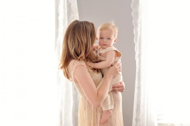 Tampa FL Maternity and Newborn Photography