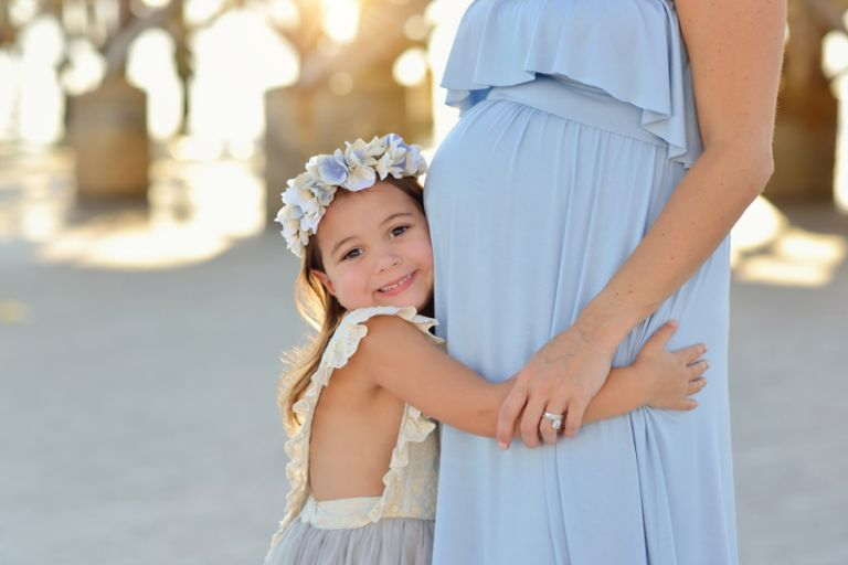 South Tampa Maternity Photographer